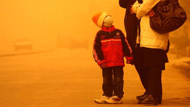 ریزگردها و آسم و آلرژی بینی