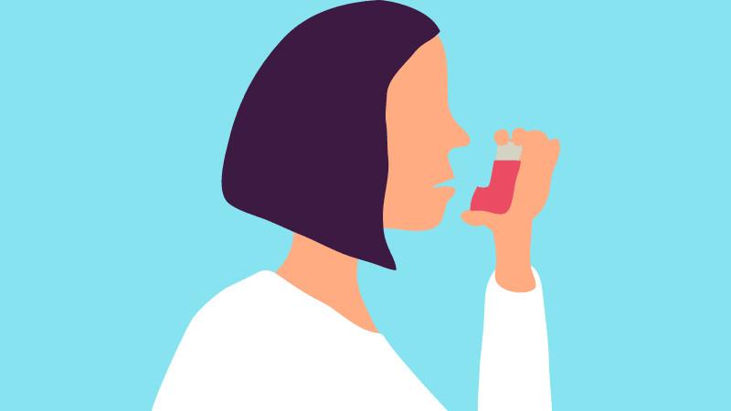 روش صحیح استفاده از دستگاه های استنشاقی برای بیماران مبتلا به آسم