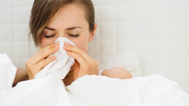 پیشگیری از آلرژی بینی