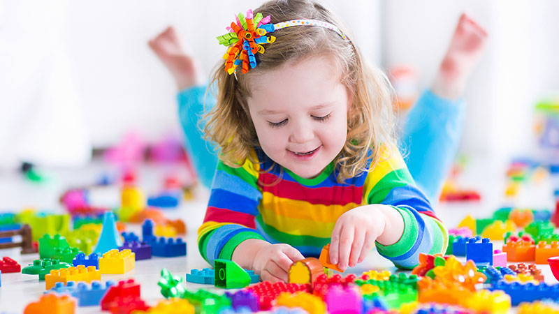 انتخاب اسباب بازی برای کودکان آلرژیک
